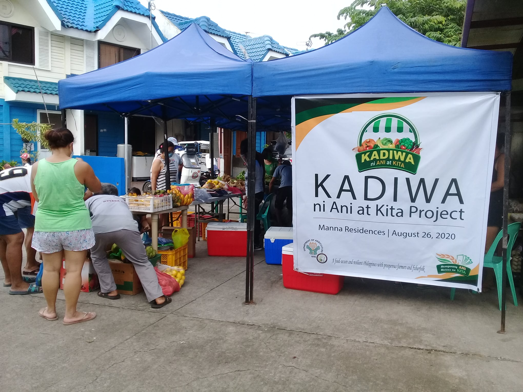 Additional Kadiwa Outlet Opens in La Union Areas