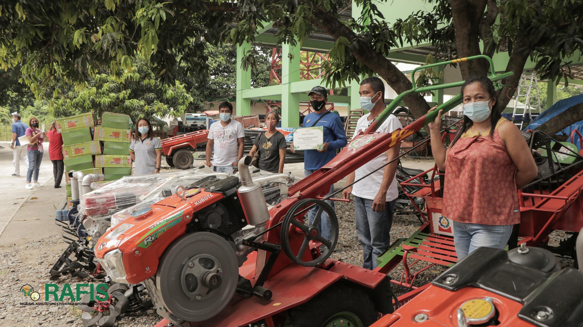 More than 1000 Ilocano Farmers to Benefit on Bayanihan 2 Program